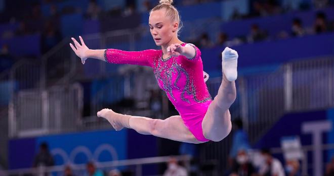 Thiên thần Thể dục dụng cụ mang thành công về cho nước Nga - 5