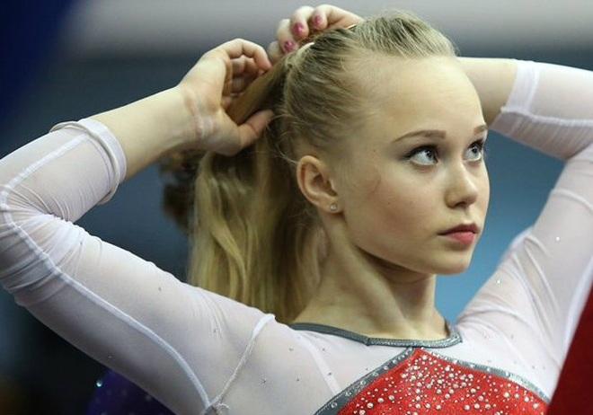 Thiên thần Thể dục dụng cụ mang thành công về cho nước Nga - 2