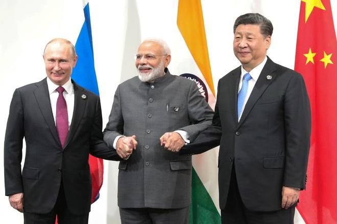 Vì sao Nga ngày càng thân thiết với Trung Quốc, Ấn Độ? - 1