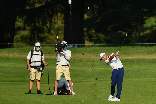 Xander Schauffele chiếm ưu thế trước ngày quyết định môn golf Olympic - 1