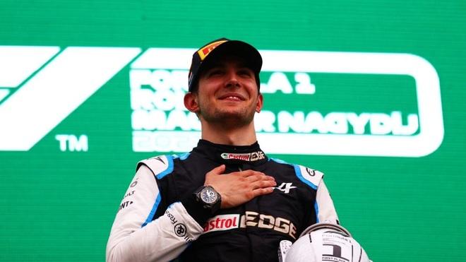 Chặng 11 giải F1 2021: Một chiến thắng gây sốc trên đường đua Hungary - 1