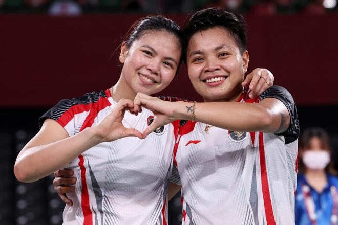 Cầu lông nữ giúp Indonesia có HCV đầu tiên tại Olympic Tokyo 2020 - 3