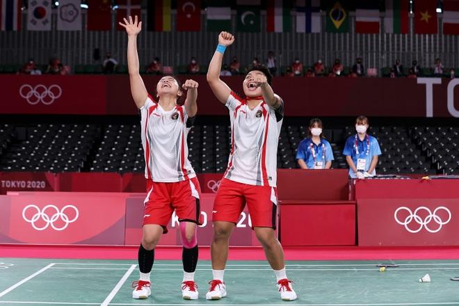 Cầu lông nữ giúp Indonesia có HCV đầu tiên tại Olympic Tokyo 2020 - 2