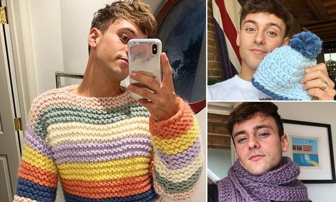 Hình thể sáu múi mãn nhãn của mỹ nam Olympic mê... đan len - 10
