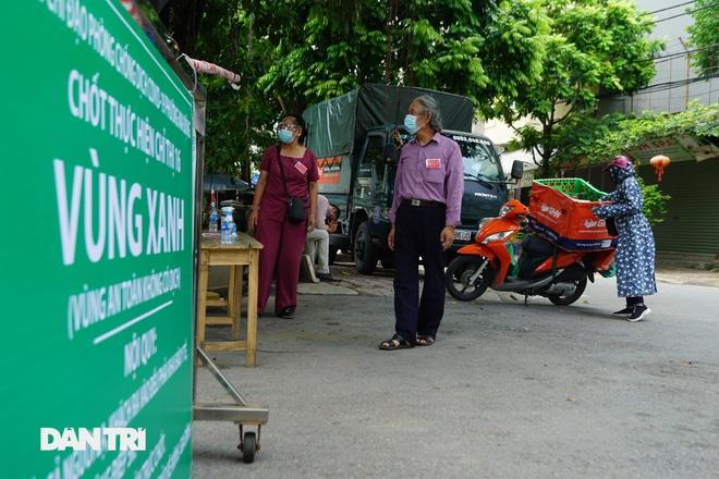 40 chốt vùng xanh đầu tiên ở Hà Nội - 5