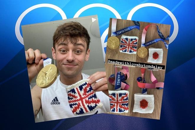 Hình thể sáu múi mãn nhãn của mỹ nam Olympic mê... đan len - 8