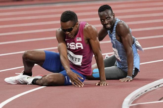 Cái kết cực đẹp cho siêu nhân không mặc áo choàng ở Olympic 2020 - 2