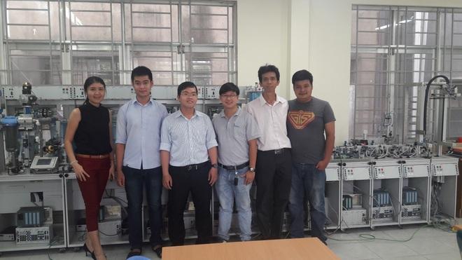 Đại sứ nghề làm chủ công ty thiết bị dạy nghề khi còn là sinh viên - 5