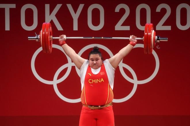 Chân dung nữ lực sĩ Trung Quốc đánh bại VĐV từng là nam ở hạng trên 87kg - 3