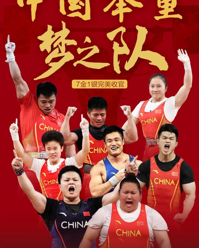 Chân dung nữ lực sĩ Trung Quốc đánh bại VĐV từng là nam ở hạng trên 87kg - 7