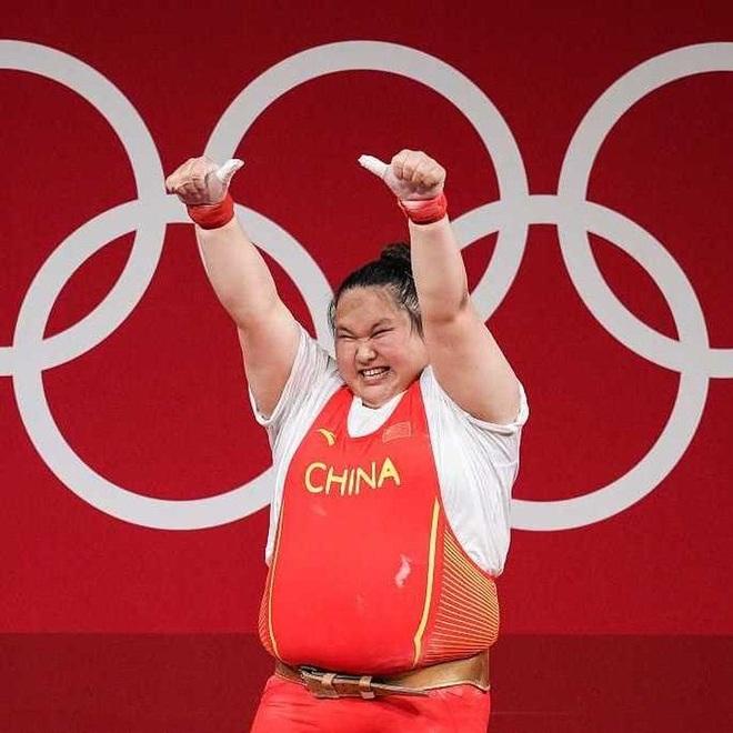 Chân dung nữ lực sĩ Trung Quốc đánh bại VĐV từng là nam ở hạng trên 87kg - 4