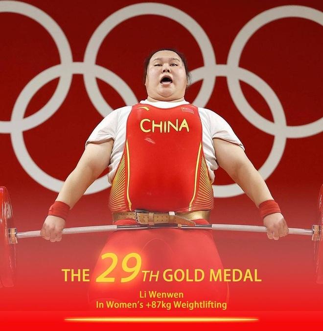 Chân dung nữ lực sĩ Trung Quốc đánh bại VĐV từng là nam ở hạng trên 87kg - 8