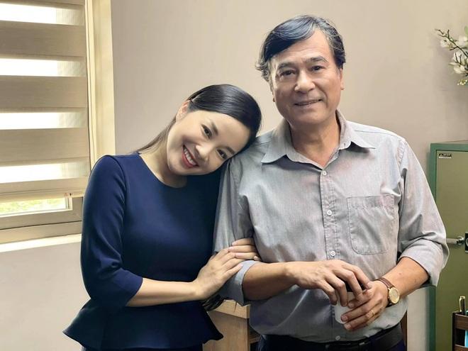 15 năm Nhật ký Vàng Anh, Minh Hương từ con hóa bạn gái NSND Mạnh Cường - 5