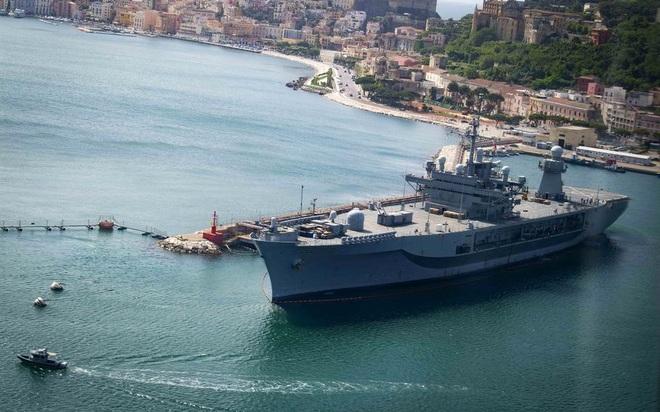 Mỹ tập trận hải quân trên 17 múi giờ, lớn nhất kể từ Chiến tranh Lạnh - 1