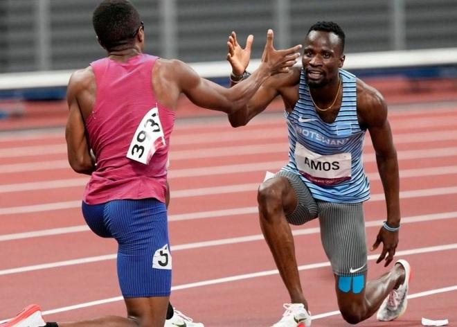 Cái kết cực đẹp cho siêu nhân không mặc áo choàng ở Olympic 2020 - 3