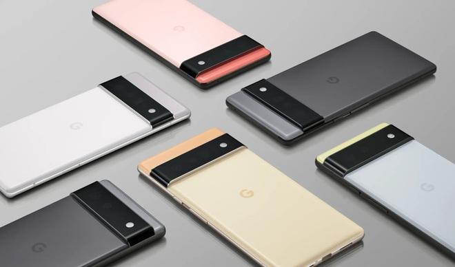 Google giới thiệu smartphone Pixel 6 dùng vi xử lý do chính hãng phát triển - 3