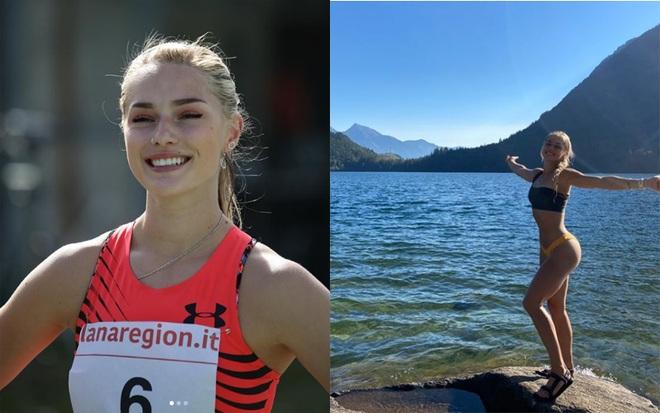 Nhan sắc như hotgirl của vận động viên Canada dự Olympic 2020 - 7