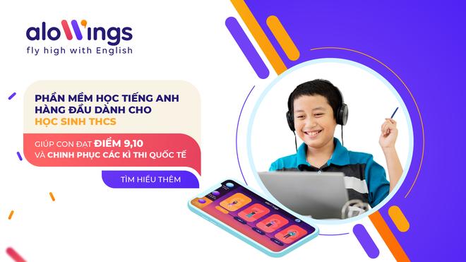 AloWings - giải pháp hỗ trợ học tiếng Anh tại nhà hiệu quả cho học sinh THCS  mùa dịch - 4
