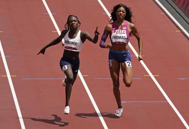 Tranh cãi về giới tính của VĐV lập kỷ lục ở cự ly 200m nữ - 1