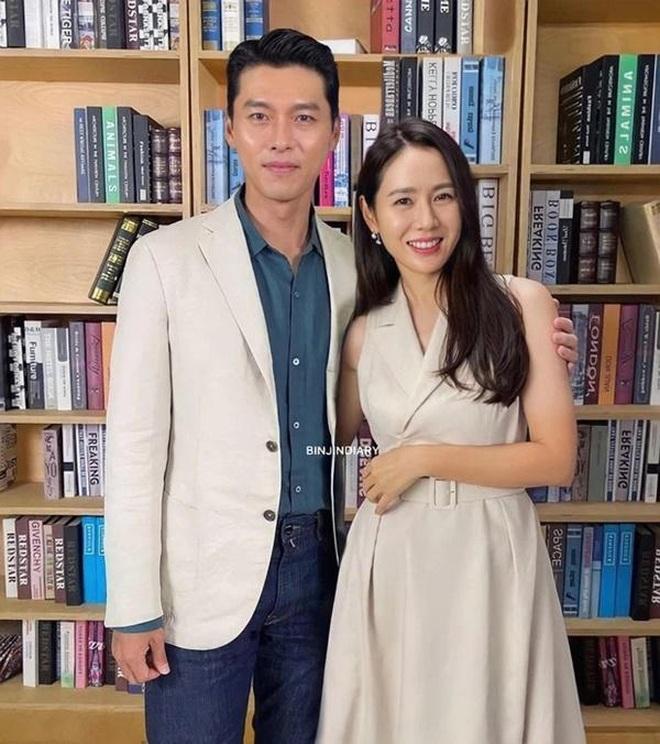 Dân mạng rộn ràng trước tin Hyun Bin và Son Ye Jin sống chung - 6