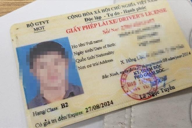 Làm gì khi giấy phép lái xe hết hạn trong thời gian giãn cách xã hội? - 1