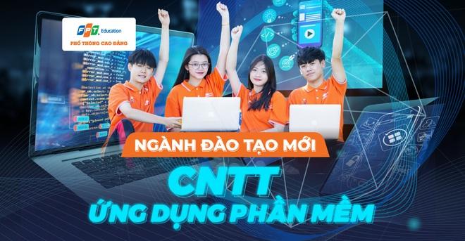 Phổ thông Cao đẳng ra mắt ngành học mới: CNTT - Ứng dụng phần mềm - 1