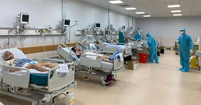 TPHCM: Khẩn cấp xây dựng hệ thống khí oxy điều trị Covid-19 - 1