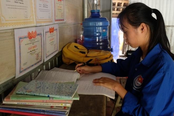 Cô gái 12 năm chăn bò thuê đến trường bằng sổ hộ nghèo và ước mơ đại học