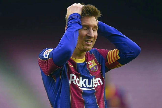 Messi tạo cú sốc cực lớn, chính thức rời khỏi Barcelona - 3