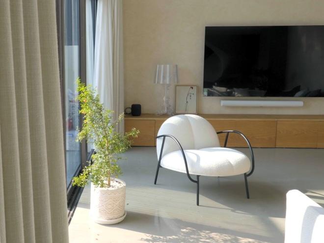 Tiết lộ thiết kế căn penthouse 2 tầng khiến chủ nhà không muốn ra ngoài - 5