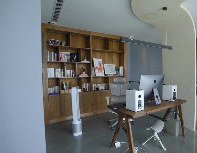 Tiết lộ thiết kế căn penthouse 2 tầng khiến chủ nhà không muốn ra ngoài - 11