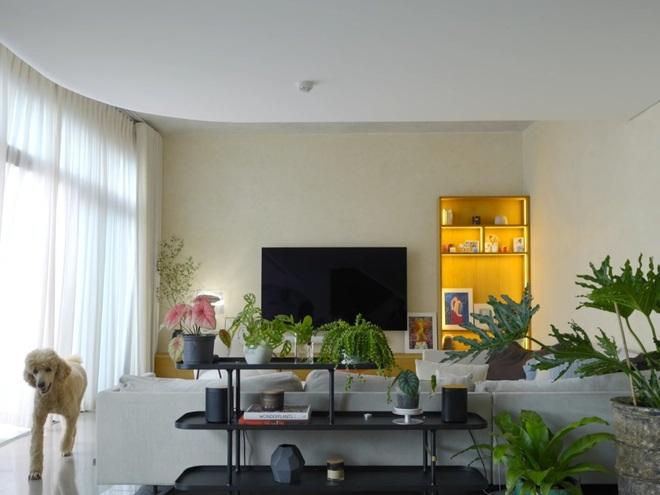 Tiết lộ thiết kế căn penthouse 2 tầng khiến chủ nhà không muốn ra ngoài - 1