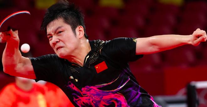 Giành HCV đồng đội nam, Trung Quốc độc tôn ở môn bóng bàn Olympic - 3