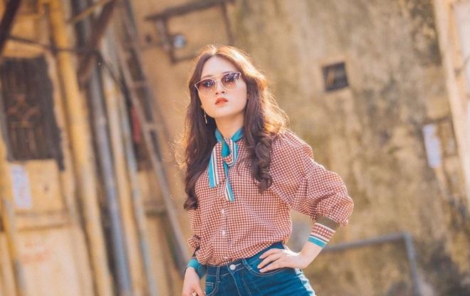 Nữ MC trẻ trường ĐH Thương Mại: Hãy gõ, cánh cửa sẽ mở ra - 9