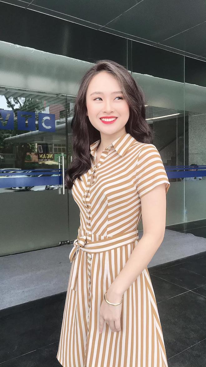 Nữ MC trẻ trường ĐH Thương Mại: Hãy gõ, cánh cửa sẽ mở ra - 7