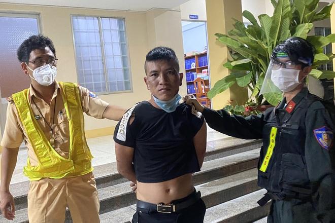 Thanh niên trộm xe tải ở Bình Định, thông chốt kiểm dịch Bình Thuận - 2
