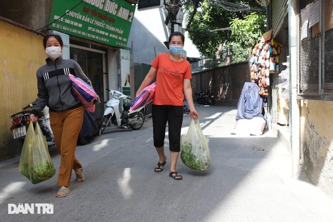 Nghị quyết 68: Hàng loạt lao động tự do ở Hà Nội nhận hỗ trợ 1,5 triệu đồng - 7