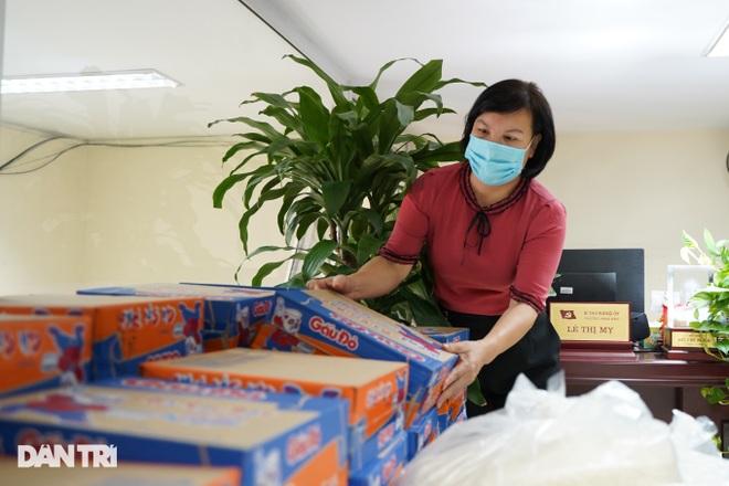 Nghị quyết 68: Hàng loạt lao động tự do ở Hà Nội nhận hỗ trợ 1,5 triệu đồng - 10