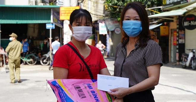 Nghị quyết 68: Hàng loạt lao động tự do ở Hà Nội nhận hỗ trợ 1,5 triệu đồng - 3