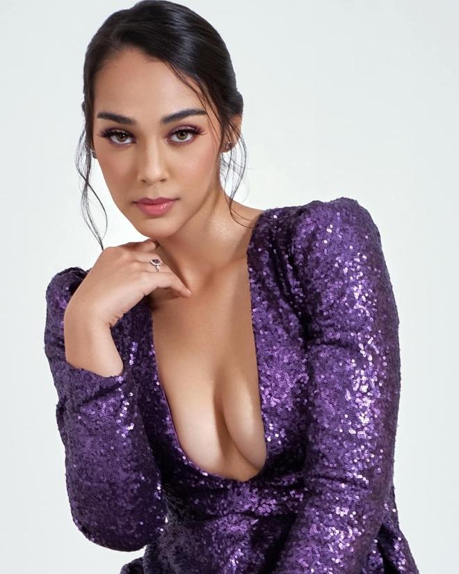 Dáng vóc nóng bỏng của người mẫu vừa trở thành Hoa hậu Trái đất Philippines - 7