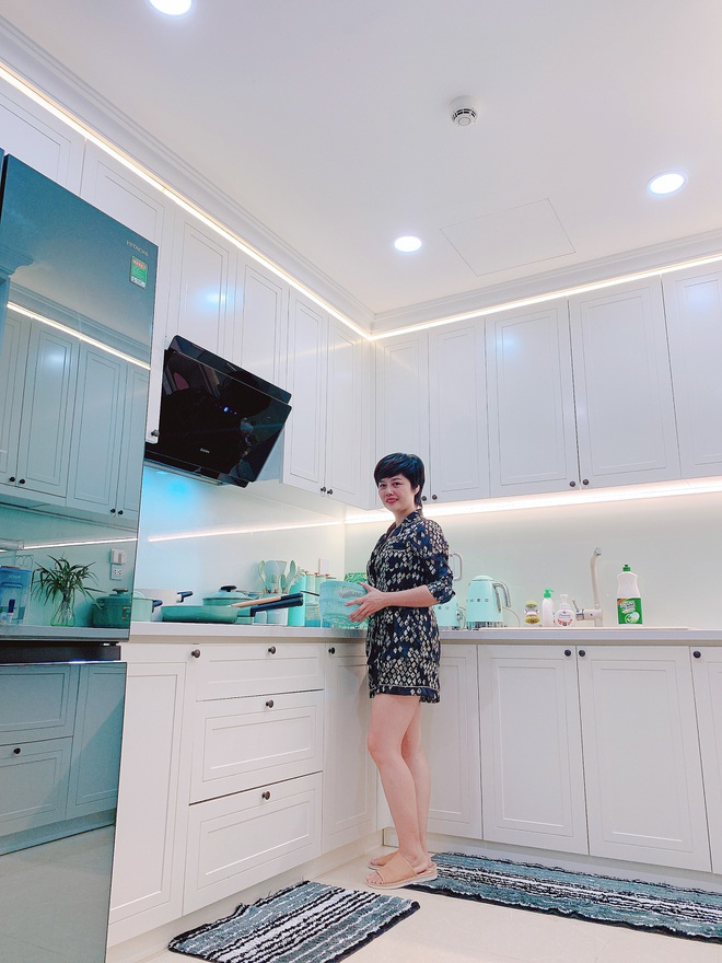 Mẹo nhỏ giúp căn bếp nhà bạn luôn sáng bóng, thơm tho - 1