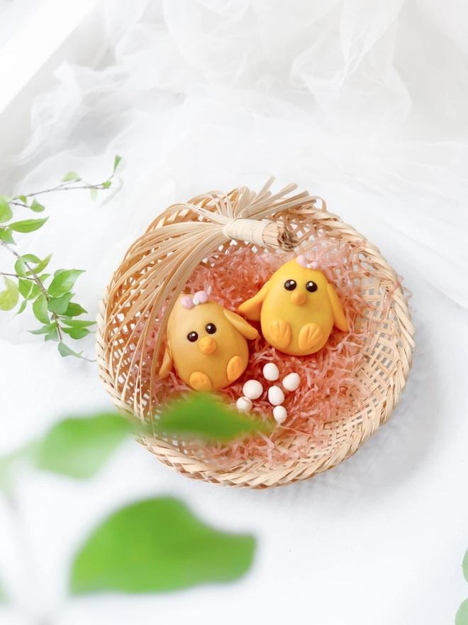 Cô gái Sài Gòn hô biến bánh trung thu thành hình động vật ngộ nghĩnh - 8