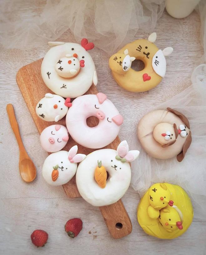 Cô gái Sài Gòn hô biến bánh trung thu thành hình động vật ngộ nghĩnh - 11