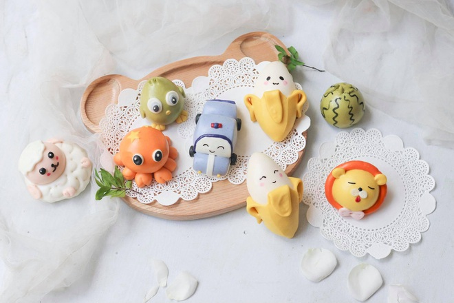 Cô gái Sài Gòn hô biến bánh trung thu thành hình động vật ngộ nghĩnh - 9