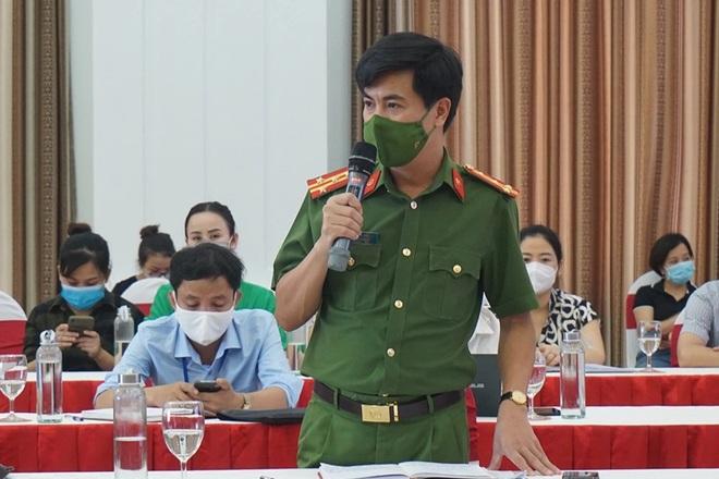 Phó Giám đốc Công an Nghệ An nói về việc 8 con hổ giải cứu chết bất thường - 2