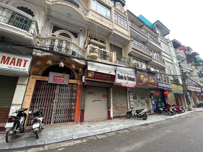 Rầm rộ rao bán nhà phố cổ Hà Nội giá cả tỷ đồng/m2 giữa đợt dịch - 1