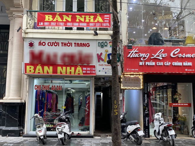 Rầm rộ rao bán nhà phố cổ Hà Nội giá cả tỷ đồng/m2 giữa đợt dịch - 3