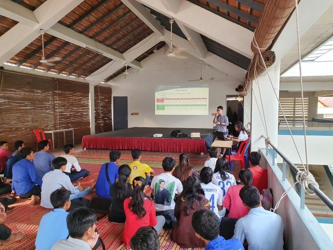 9X Nam Định mê điện gió, chinh phục thành công học bổng Chevening của Anh - 3