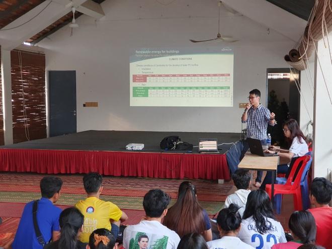 9X Nam Định mê điện gió, chinh phục thành công học bổng Chevening của Anh - 4