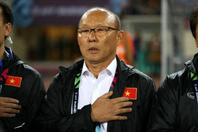 HLV Park Hang Seo được quốc tế đánh giá cao trước vòng loại World Cup - 2